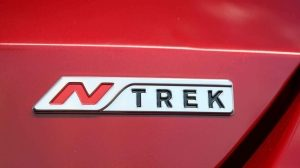 N-TREK Badge Image