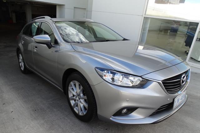 2012 Mazda 6 Touring