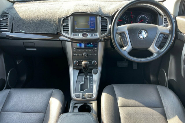 2013 Holden Captiva 7 AWD LX