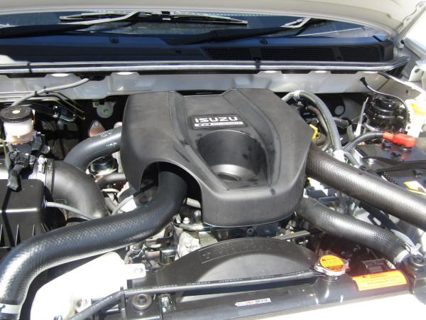 2016 MY15.5 Isuzu Ute D-MAX LS-M Utility