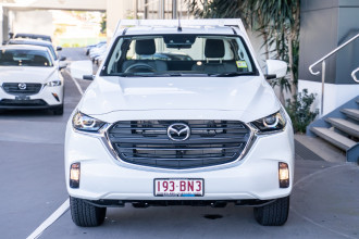 2021 Mazda BT-50 TF XT 4x2 Freestyle Cab Chassis Cab chassis Image 4