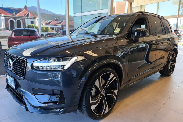 2020 Volvo XC90 (No Series) MY21 T6 R-Design Suv