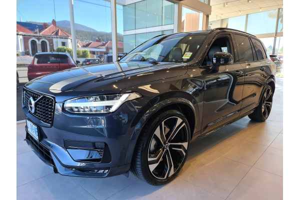 2020 Volvo XC90 (No Series) MY21 T6 R-Design Suv Image 4