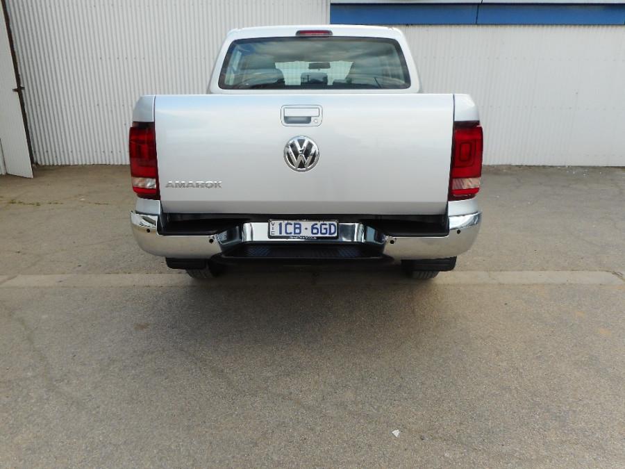 2013 Volkswagen Amarok 2H  TDI420 Utility