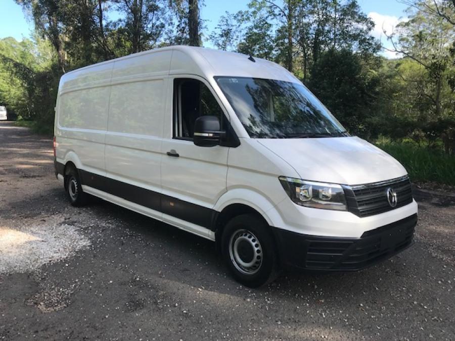 2018 All Crafter Van VOLKSWAGEN Van Image 1