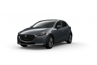 2021 Mazda 2 DJ Series G15 Evolve Hatchback Image 2