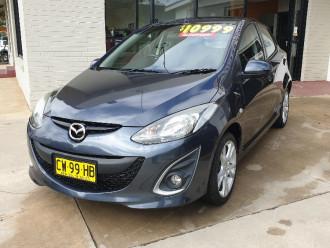 Mazda 2 Genki DE10Y1