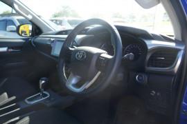 2018 Toyota HiLux GU UTE Utility