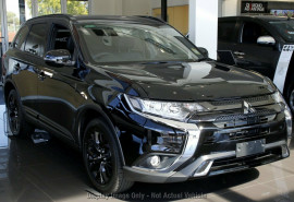 Mitsubishi Outlander Black Edition ZL MY19