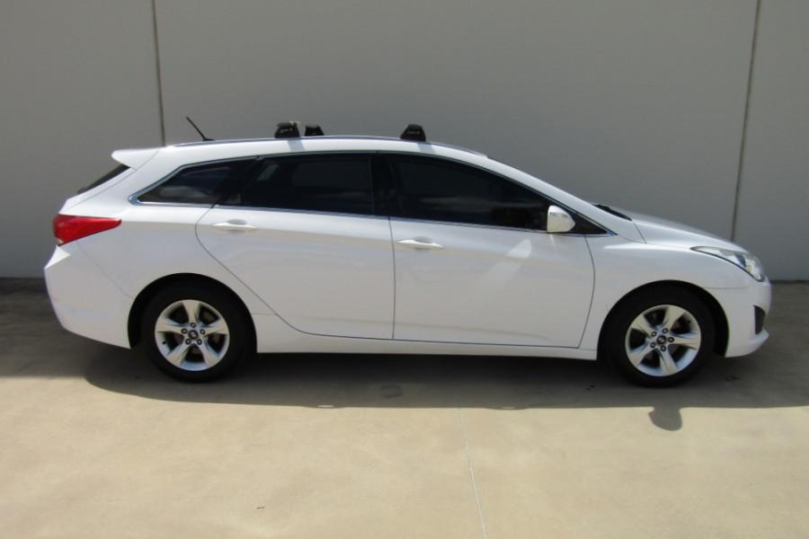 2012 Hyundai I40 VF ACTIVE Wagon