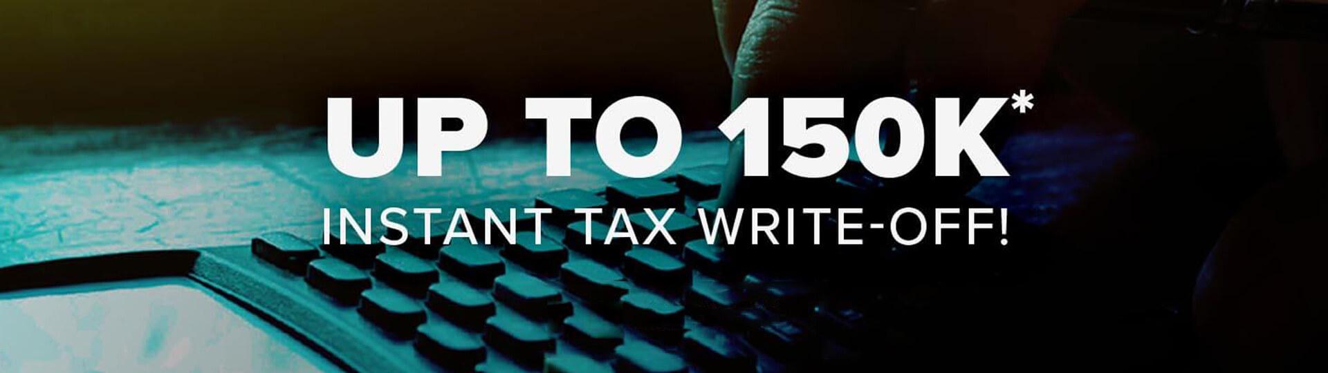 Tax Write Off