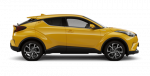 toyota C-HR accessories Cessnock Hunter Valley