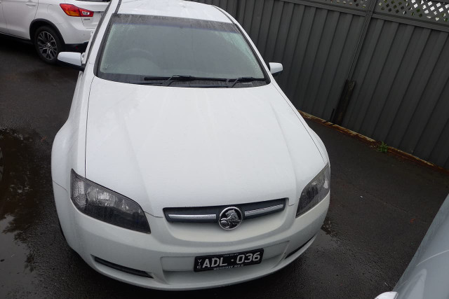 2008 Holden Commodore Omega