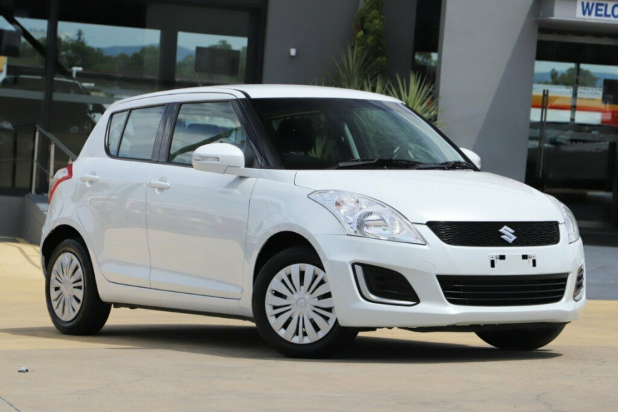 2015 Suzuki Swift FZ MY15 GL Hatchback