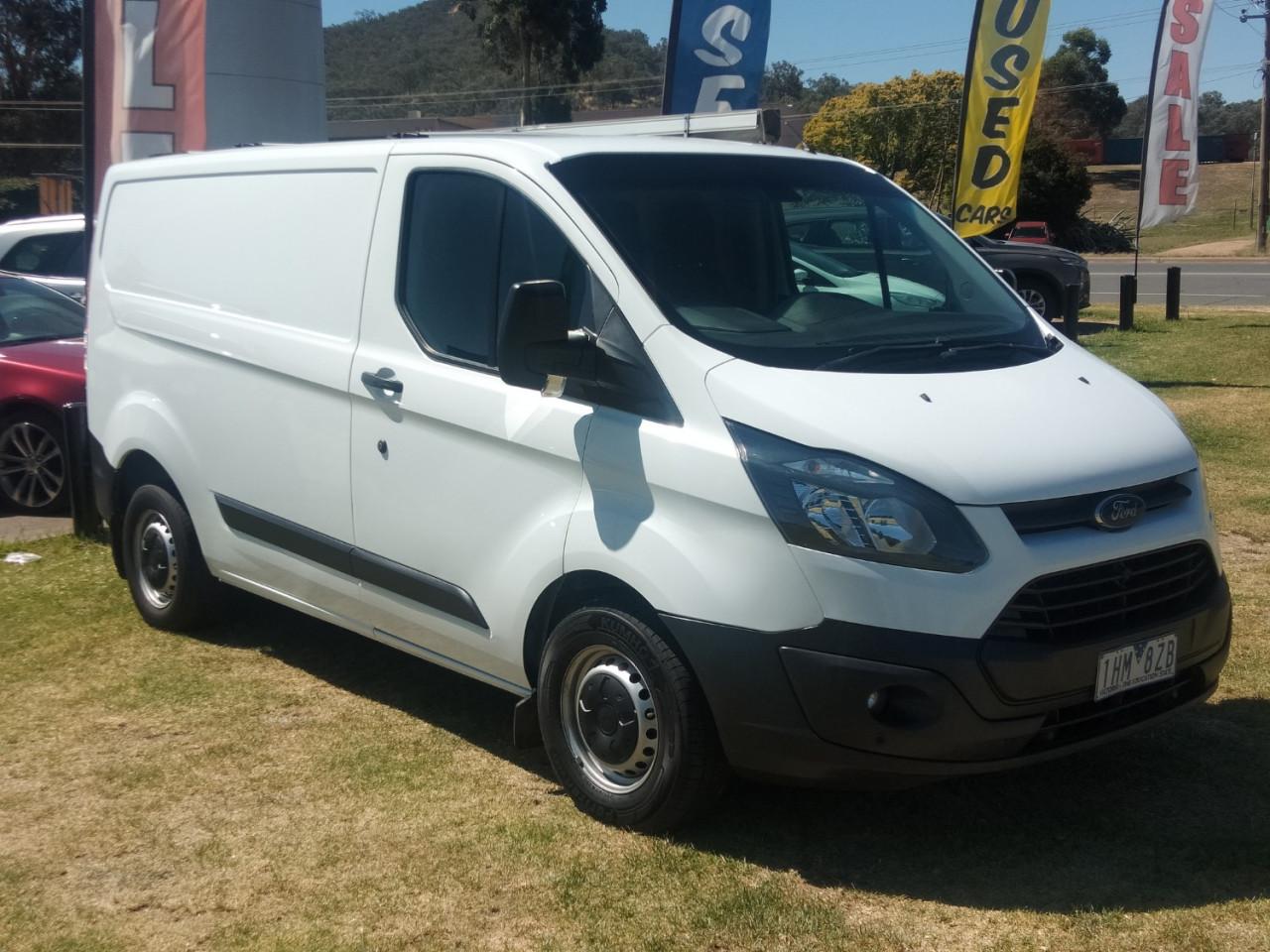 2016 Ford Transit Custom VN 290S Van Image 5