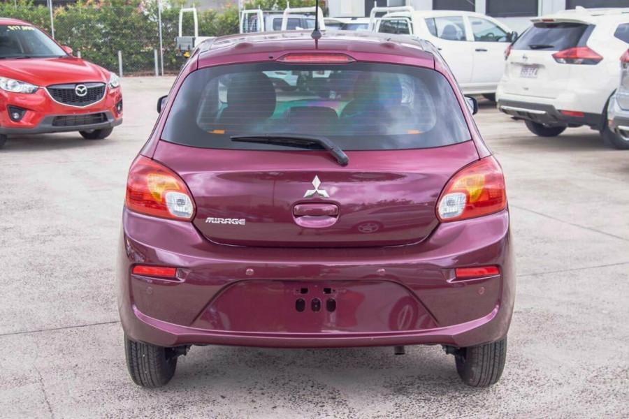 2019 Mitsubishi Mirage LA MY19 ES Hatchback