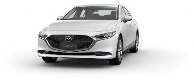 2021 Mazda 3 BP G20 Touring Sedan Sedan Mobile Image 3