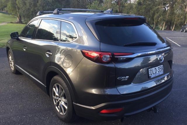 2016 Mazda CX-9 TC40PYTGA10 CX9GAW5T4 Awd Image 4