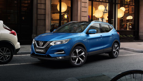 QASHQAI Choose the moment to share control
