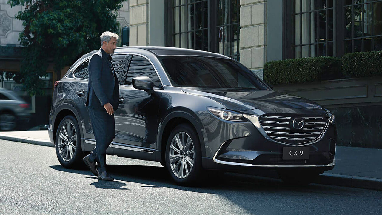CX-9 DESIGN, REDEFINED
