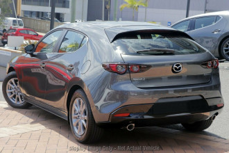 2021 MY20 Mazda 3 BP G20 Pure Hatch Hatchback image 3
