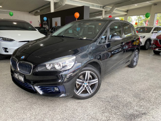 2015 BMW 2 Series F45 218d Sport Line Hatchback