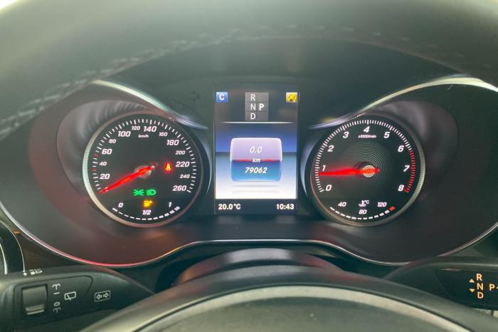 2017 Mercedes-Benz C Class X253 808MY GLC250 Wagon Image 21
