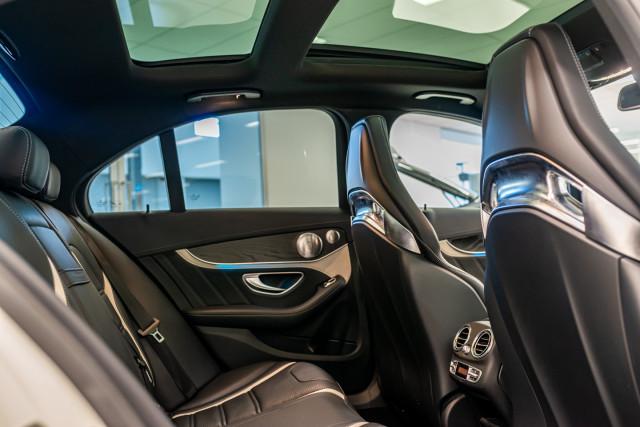 2016 MY07 Mercedes-Benz C-class W205  C63 AMG S Sedan Image 47