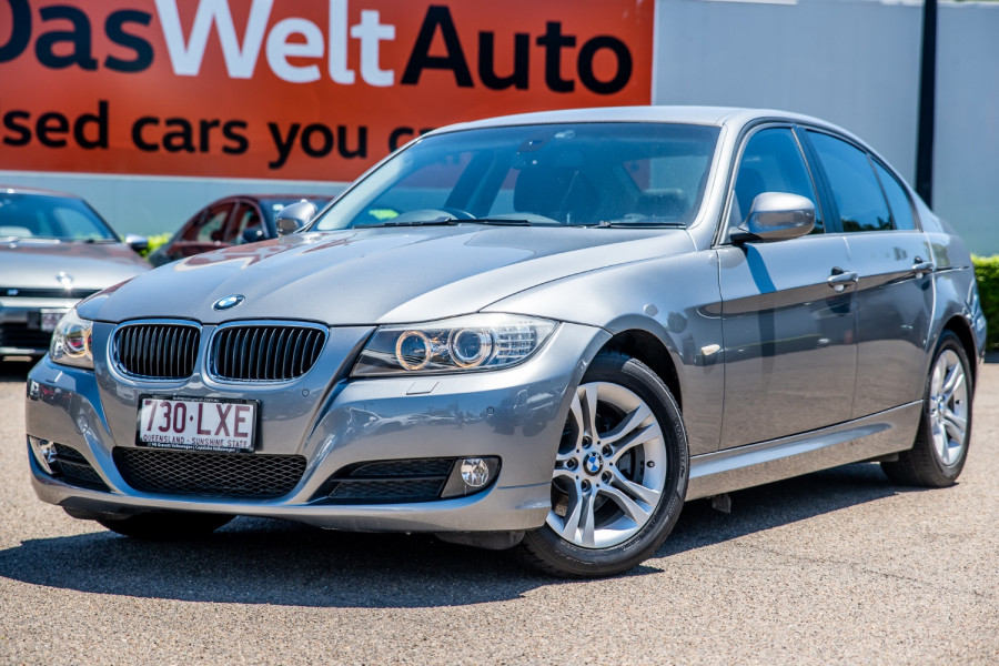2009 BMW 3 Series Executive