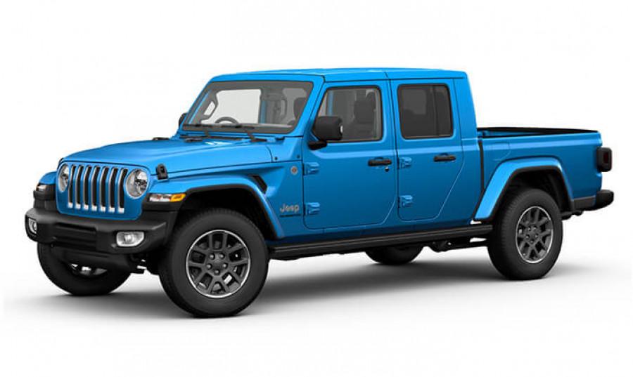 2020 Jeep Gladiator Overland Utility Image 1
