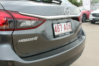 2017 Mazda 6 GL1031 Touring SKYACTIV-Drive Wagon Image 5