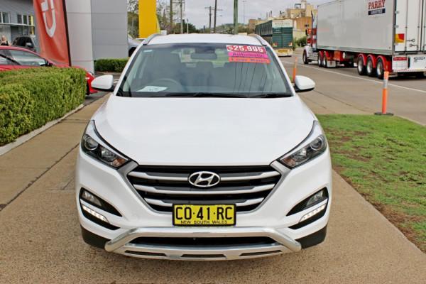 2017 MY18 Hyundai Tucson TL2 Active Suv Image 3