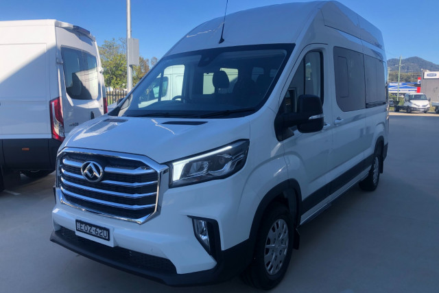 2021 LDV Deliver 9 14-Seat Bus (High Roof)