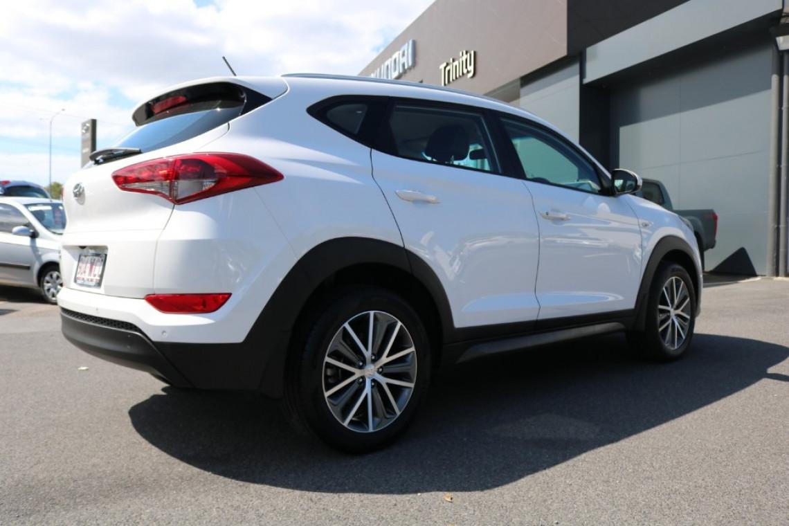 2015 Hyundai Tucson TL ACTIVE X Wagon