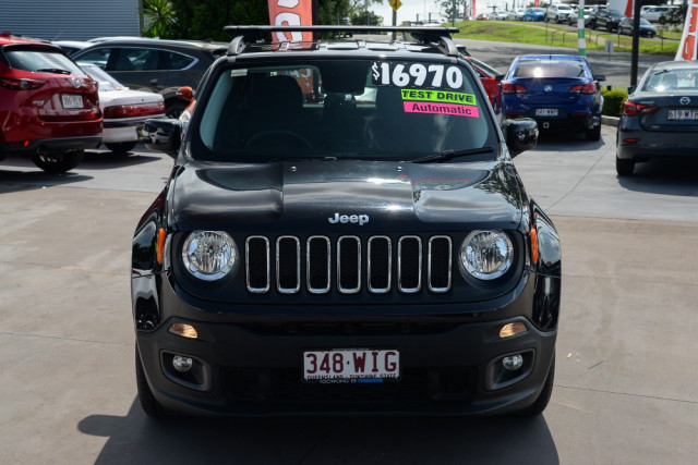 2015 Jeep Renegade BU Longitude Hatchback Image 3