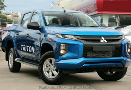Mitsubishi Triton GLX Plus Double Cab Pick Up 4WD MR MY19