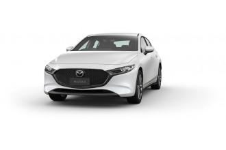 2021 Mazda 3 BP G20 Evolve Hatchback Image 3