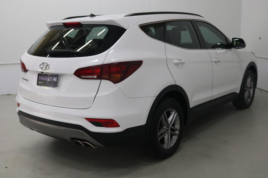 2017 MY18 Hyundai Santa Fe DM4 MY18 ACTIVE Suv Image 17