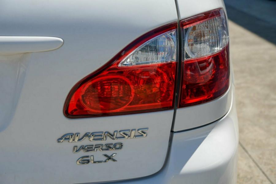 2008 Toyota Avensis Verso ACM21R GLX Wagon