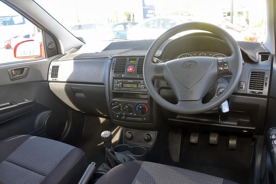 2010 MY09 Hyundai Getz TB MY09 S Hatchback Mobile Image 11