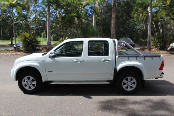 2008 Holden Rodeo RA  LT 60th Anniv Utility Image 5