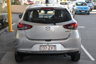 2020 Mazda 2 DJ Series G15 Evolve Hatch Image 4