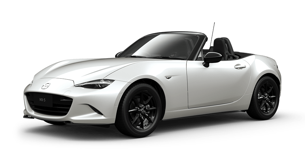 Mazda MX5<br>Roadster <br>PERSONAL | BUSINESS