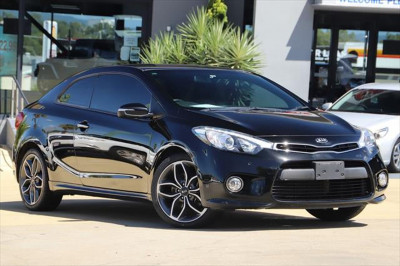 2013 Kia Cerato YD MY14 Koup Turbo Coupe