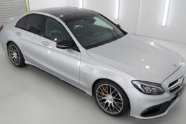 Mercedes-Benz C63 AMG W205 808MY