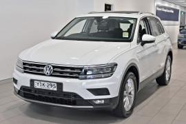 Volkswagen Tiguan Comfrtline 5N  132TSI