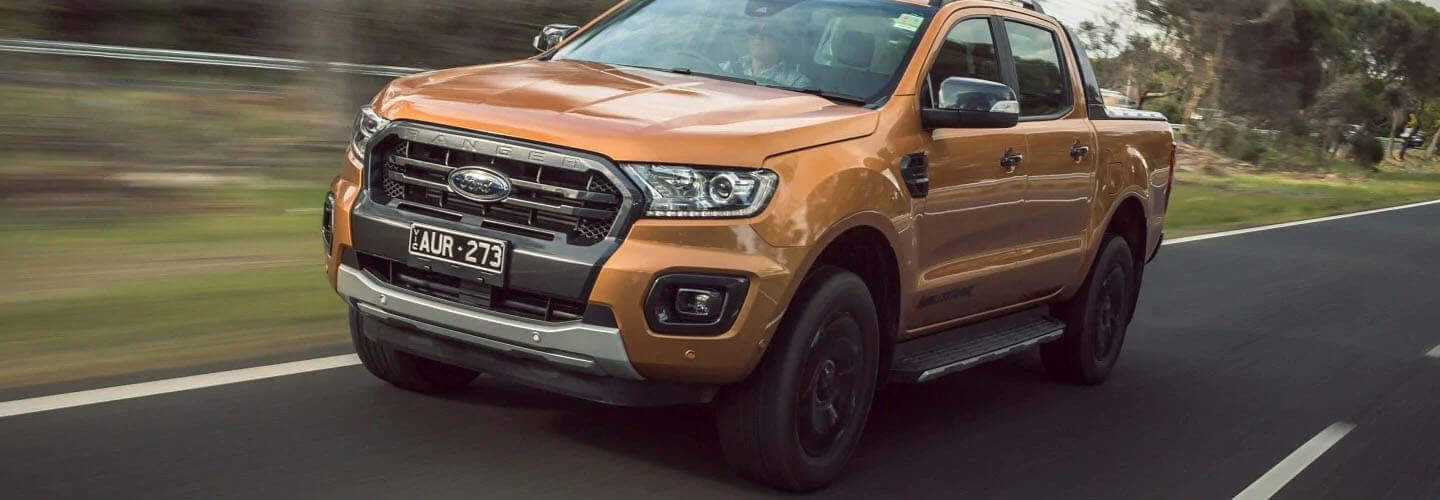 New Ford Ranger for sale in Darwin - Hidden Valley Ford