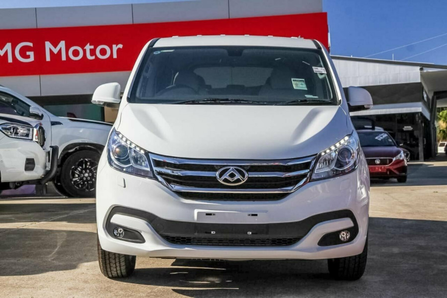 2019 MY18 LDV G10 People Mover SV7A G10 7 Seat Wagon