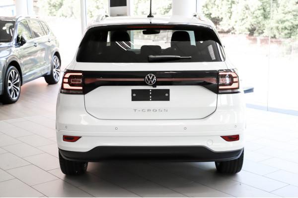 2021 Volkswagen T-Cross C1 85TSI Style Suv Image 5