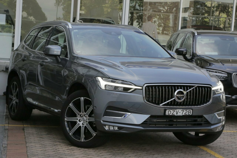 2018 MY19 Volvo XC60 UZ D4 Inscription (AWD) Suv Mobile Image 1